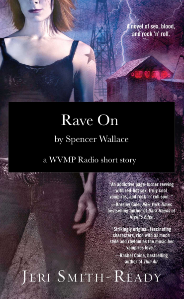 """Rave On"" by Spencer Wallace"