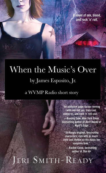 """When the Music's Over"" by James Esposito, Jr."